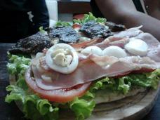 Pizzas - Chivitos - Calzones Todo A La Parrilla
