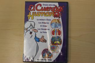 El Cuerpo Humano. Dvd