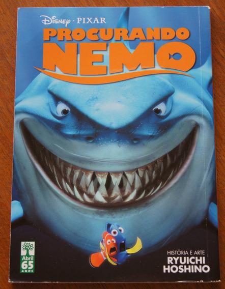 Mangá Procurando Nemo - Disney Pixar - Abril