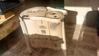 Máquina De Lavar Easy Década De 40 Funcionando