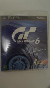 Gran Turismo 6 Para Ps3 Novo E Lacrado