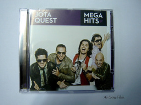 Jota Quest Cd Mega Hits Cd Original Novo Lacrado