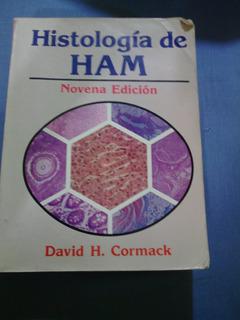 Histologia De Ham. 9` Ed.