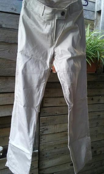 Pantalon De Vestir Elastizado