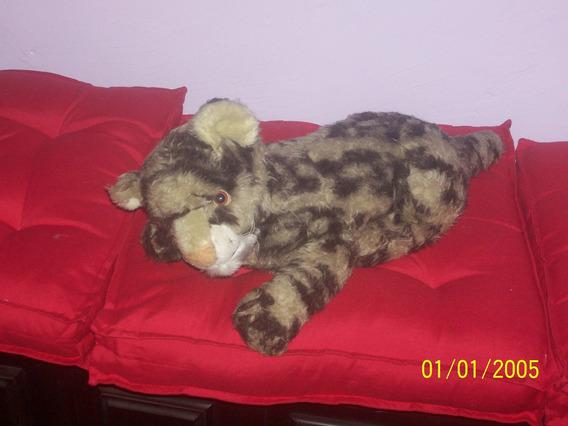 Pelúcia Tigre Da Maritel 42 Cm De Comprimento Anos 90