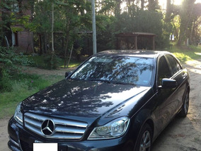 Mercedes Benz C200 City 2013,15.000km. Única Dueña -permuto-