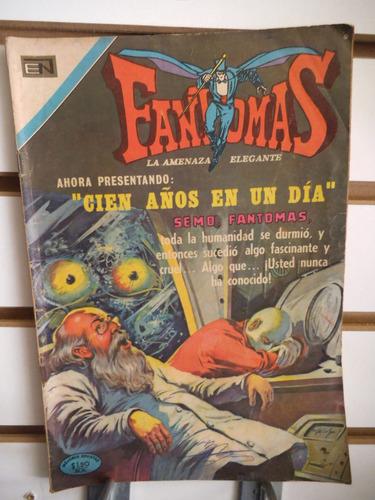 Fantomas 66 Editorial Novaro
