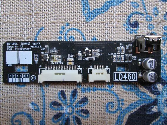 Placa Sensor Cr Bm-lsd107 (ebr64965802) Para Tv Lg 32ld460