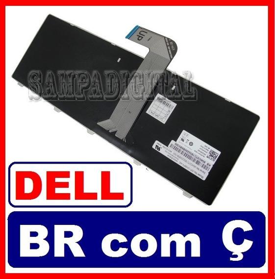 Teclado Notebook Dell Inspiron 14r 3420 14r 5420 15r 5520 Br