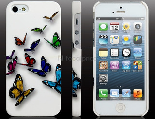 Capa/case iPhone 5/5s - Design Moderno