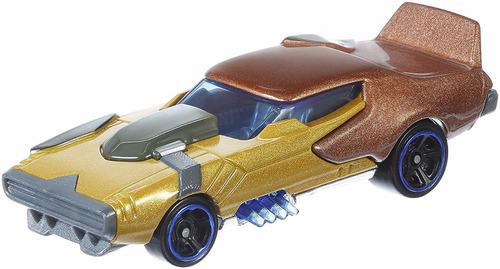 Hot Wheels Star Wars Character Kanan Jarrus Diecast Mattel