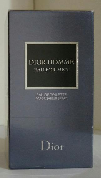 Perfume Dior Homme Eau For Men 100 Ml Original