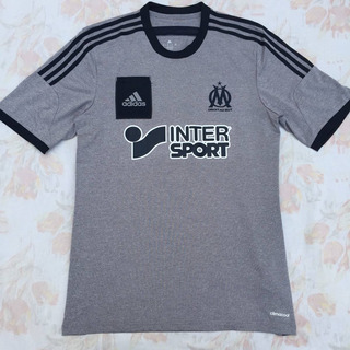 F48287 Camisa Olympique Marseille Away 14/15 M Fn1608