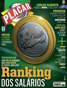 Revista Placar Ed 1331 Junho De 2009