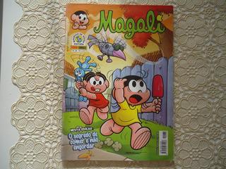 Revista Capricho Tatuagens Magali Turma Monica Hqs Outro No
