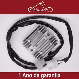 Regulador Retificador Zx6 2002-2006 Chiaratto 1 Ano Garantia