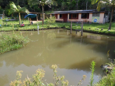 Miracatu - Baixou /02 Lagos/piscina Natural/mata Ref: 04205