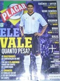 Revista Placar Ed 1326 Janeiro De 2009