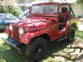 Jeep Cj5 4x4 Ft