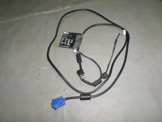 Cabo Monitor Crt Dell E773c