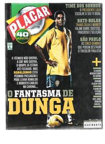Revista Placar Ed 1339 Fevereiro De 2010
