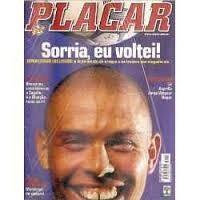 Revista Placar Ed 1172 Fevereiro De 2001