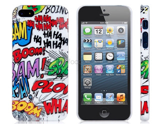 Capa/case iPhone 5,5s Com Design Moderno