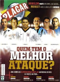 Revista Placar Ed 1327 Fevereiro De 2010