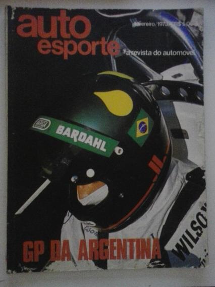Revista Auto Esporte N° 100 - Fevereiro 1973
