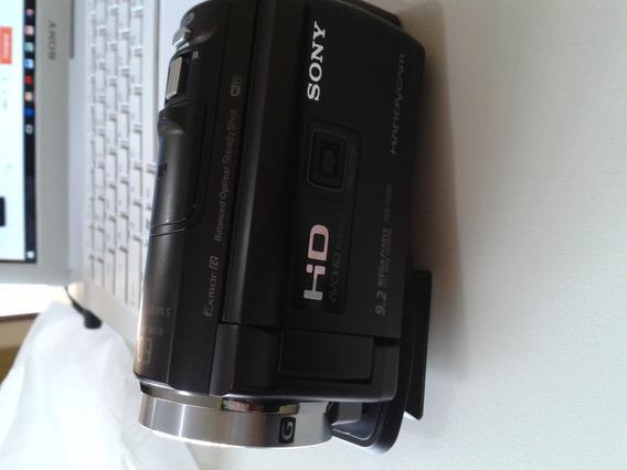 Filmadora Sony Hdr-pj540 Projetor Integrado, Zoom 30x, Lcd 3