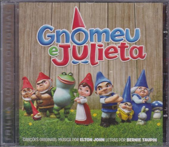 Cd Gnomeu E Julieta - 2011 - Trilha Original Por Elton John
