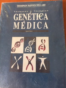 Livro Genética Médica Thompson & Thompson
