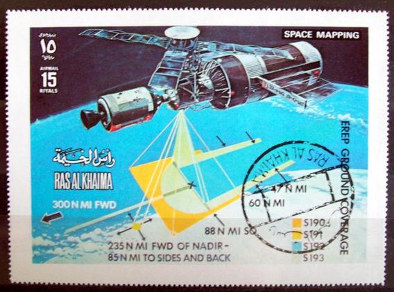 Ras Al Khaima, Espacio Sello Aéreo 15r Mapping Usado L6127