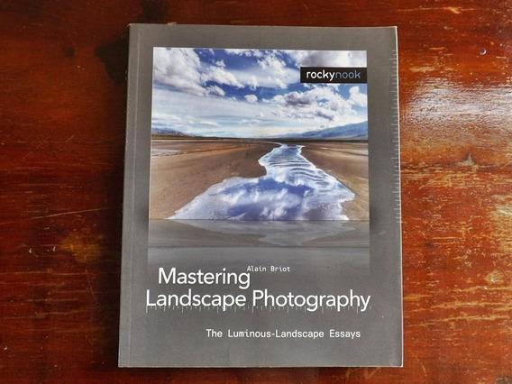 Livro Sobre Fotografia Mastering - Nikon Canon Sony