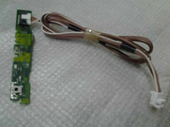 Placa Sensor Cr Tv Panasonic Tc-l39em6b