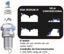 Vela Iridium Lander 250 Dr8eix Ngk