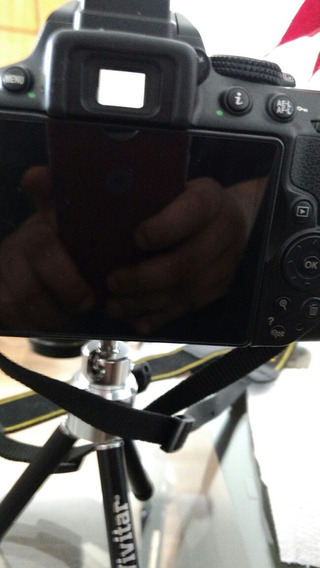 Nikon D5300 +50mm +18-55mm + Mini Tripe + Case