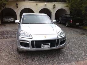 Porsche Cayenne 5p Vud V8 Turbo Blindada