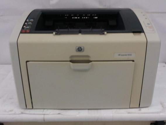Impressora Hp Laserjet 1022 Usada