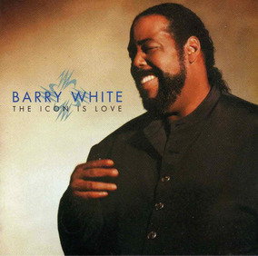 Cd - Barry White - The Icon Is Love
