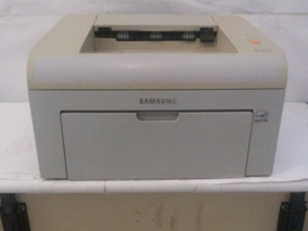 Impressora Laser Samsung Ml 2010 Toner Cheio ( Usada)