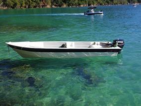 Barco Bote Lancha Fibra Pesca 5,30 Borda Alta Artsol Fabrica