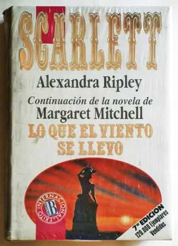 Scarlett / Alexandra Ripley