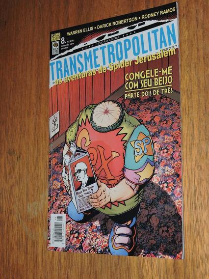 Transmetropolitan - Vertigo Warren Ellis No 08 Brainstore