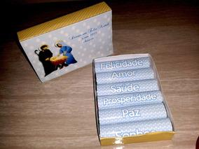 Caixa Batom Personalizada ( Sem Chocolate) -10 Unidades