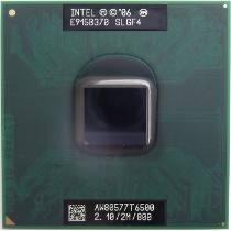 Processador Intel Core 2 Duo T6500