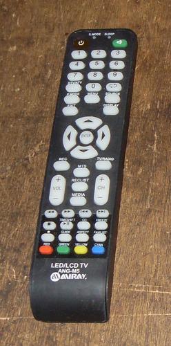 Control Remoto Genérico Nuevo Para Tv Lcd Miray