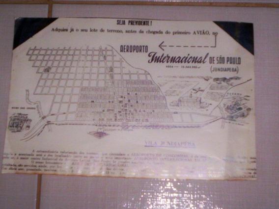 Propaganda Lançamento Terrenos Vila Jundiapeba Sp