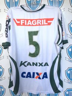 Luverdense 2015 Kanxa Nº 5 Usada Por Julio 3ºx Atlético Go G