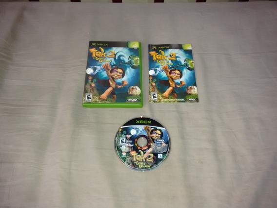 Tak 2 Americano Original Xbox Aceito Mp